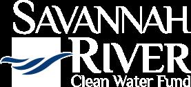 Savannah River Logo white